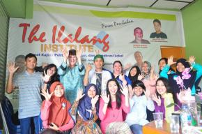 Focus Group Discussion JIP & The Ilalang Institute (Intitute for Public Policy, Politics, and Local Democracy)